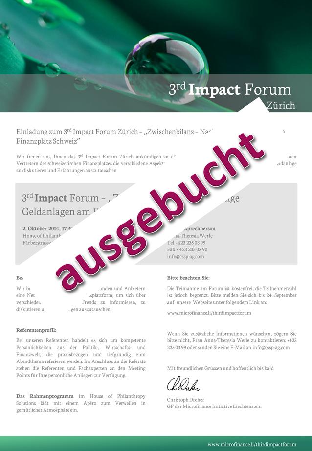 Einladung Impact Forum Zürich_V3