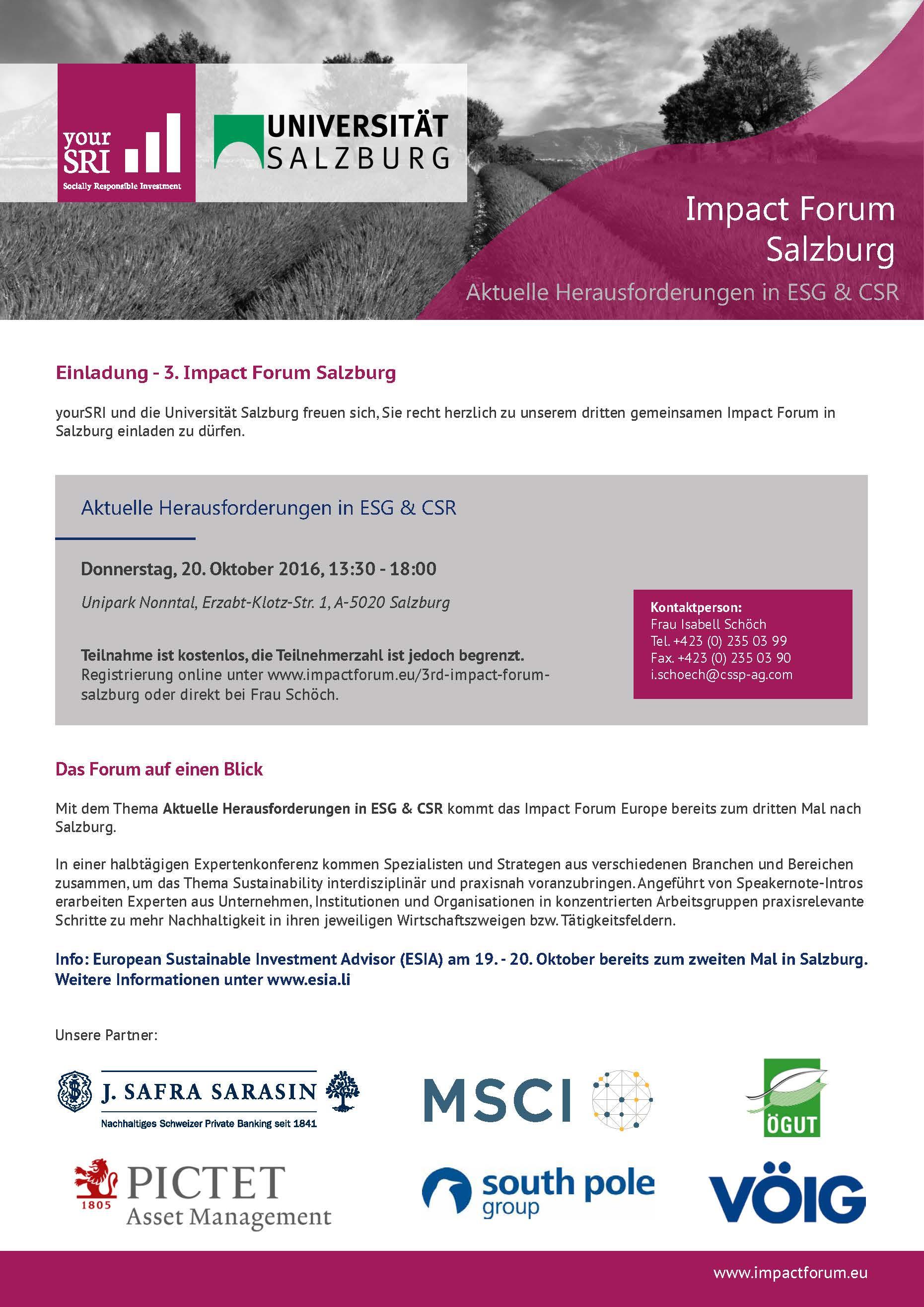 Impact Forum Salzburg V2