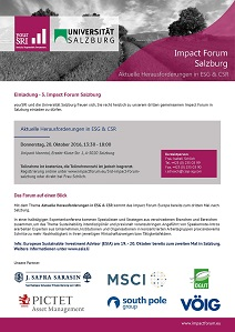 Impact Forum Salzburg